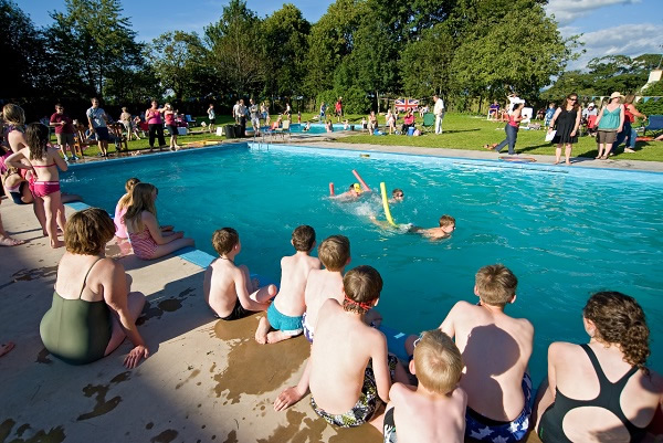 Askham Heated Outdoor Pool